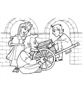 Dibujos Para Colorear 2 Editorial Familia De Jesús